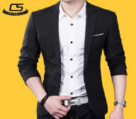 Spring and autumn men's casual suit male Korean Slim small suit jacket size are British youth tide
